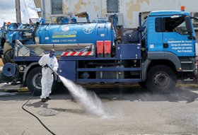 Désinfection des locaux professionnels en Martinique
